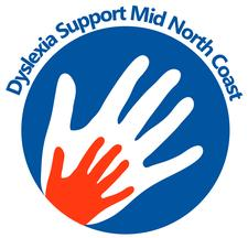 Dyslexia Support Mid North Coast  logo