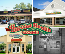 Harvest Health Foods logo