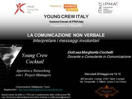 """Young Crew Cocktail - """"La comunicazione non verbale:..."""