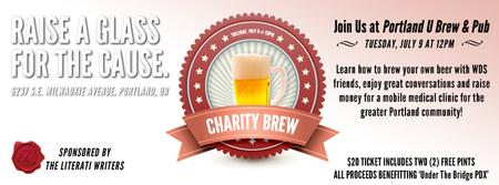 WDS Charity Brew :: Brew (and Drink) Great Beer for a Great Cause