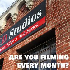 TCD Studios logo