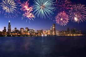 Chicago Fireworks Booze Cruise