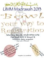 Bowl your way to Registration