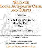 Kildare Local Authorities Choir and Guests