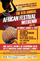 6th Annual ACANA African Festival