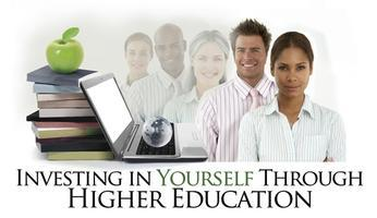 Investing In Yourself Through Higher Education