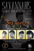 Savannah's Natural Hair Extravaganza