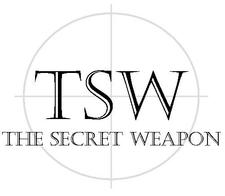 The Secret Weapon logo