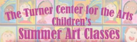 Children's Summer Art Camp - Ceramics (first session)
