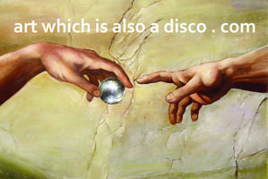 Art Which Is Also a Disco VII