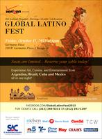 9th Annual Hispanic Heritage Month; Global Latino Fest