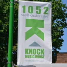 Knock Music House logo