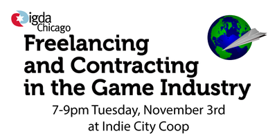 Freelancing and Contracting in the Game Industry