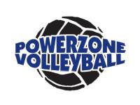 PowerZone Volleyball Center logo