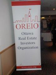 Ottawa Real Estate Investors Organization™ (OREIO) logo