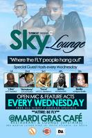 "E. Period Presents: Sky Lounge ""Where the FLY People..."