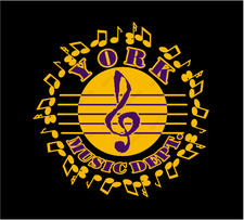 York Central School Department of Fine Arts logo
