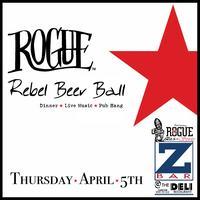 Rogue Rebel Beer Ball 2012