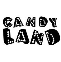 Holy Cow it's Candyland!