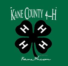 USU EXTENSION/ KANE COUNTY 4-H logo
