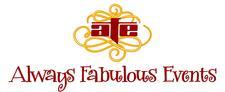 Always Fabulous Events logo