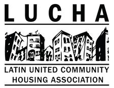 LUCHA - Latin United Community Housing Association logo