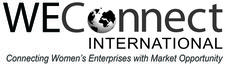WEConnect International in Europe logo