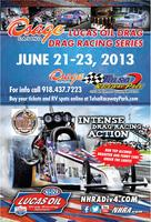 Osage Casino NHRA Lucas Oil Drag Racing Series