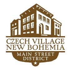 Czech Village/New Bohemia Main Street logo