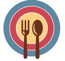 Plates Cafe and Catering logo