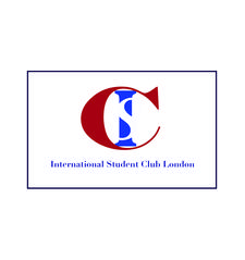 International Student Club UK          留英学生聚乐部 logo