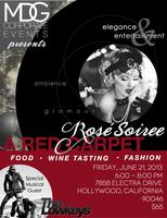 A Red Carpet Rosé Soiree