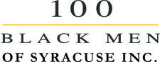 100 Black Men of Syracuse Inc. logo