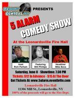 5 Alarm Comedy Show
