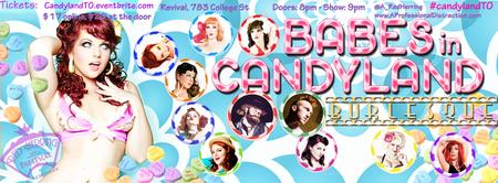 Babes in Candyland - Toronto