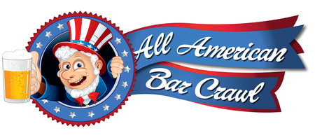The All American Bar Crawl