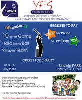 YFS Cricket For Charity - 2013