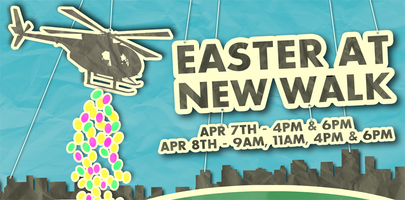 Easter @ New Walk