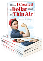 How I Created a Dollar Out of Thin Air Book Launch