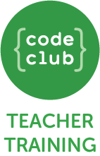 Code Club Teacher Training  logo