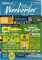 May Bank Holiday Weekender @ The Waterfront - 23rd - 27th May