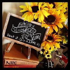Rose 'n' Vine by Jillianne Renee, Inc. logo