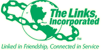 The Dallas Chapter of The Links logo