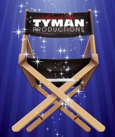 Tyman Productions LLC. logo
