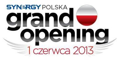 Wielkie Otwarcie Synergy Polska 1 czerwca rejestracja...