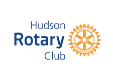 Hudson Rotary Club logo