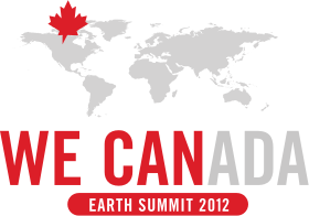 Dialogues and Action for Earth Summit 2012: We Canada Tour...