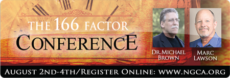 The 166 Factor Conference - w/Dr. Michael Brown & Marc...