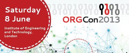 ORGCon2013