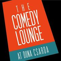 Todd Avila LIVE at the Comedy Lounge at Duna Csarda.